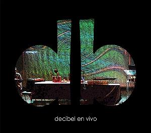 DECIBEL - En Vivo CD album cover