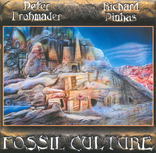 PETER FROHMADER - Fossil Culture CD album cover