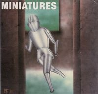 Peter Frohmader - Miniatures CD (album) cover