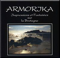 Peter Frohmader - Armorika CD (album) cover