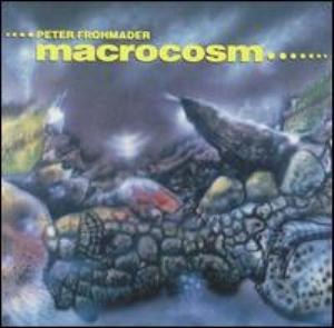 Peter Frohmader - Macrocosm CD (album) cover
