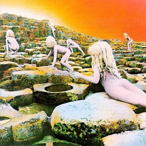Led Zeppelin - House Of The Holy CD (album) cover