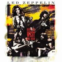 Led Zeppelin - How The West Was Won CD (album) cover
