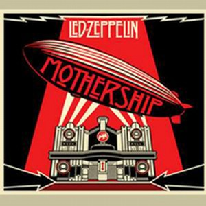 Led Zeppelin - Mothership CD (album) cover