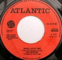 Led Zeppelin - Whole Lotta Love CD (album) cover