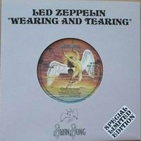 Led Zeppelin - Wearing And Tearing CD (album) cover