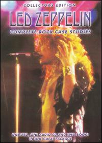 LED ZEPPELIN - Complete Rock Case Studies CD (album) cover