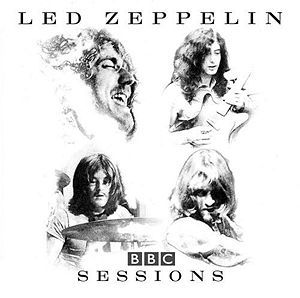 Led Zeppelin - Bbc Sessions CD (album) cover