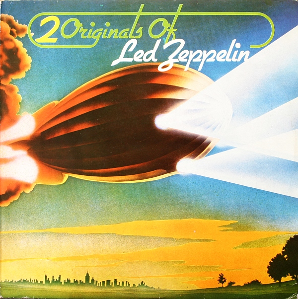 LED ZEPPELIN - 2 Originals Of Led Zeppelin CD album cover