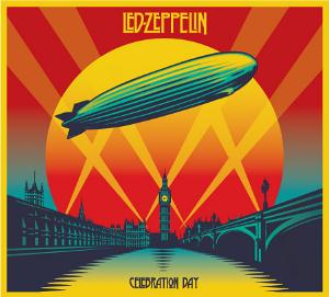 Led Zeppelin - Celebration Day CD (album) cover