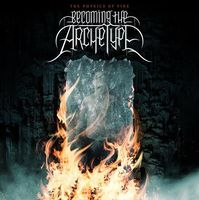 Becoming The Archetype - The Physics Of Fire CD (album) cover