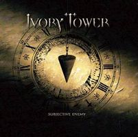 Ivory Tower - Subjective Enemy CD (album) cover