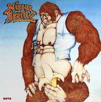 Missus Beastly - Missus Beastly CD (album) cover
