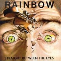 RAINBOW - Straight Between The Eyes CD album cover