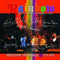 Rainbow - Live Düsseldorf Philipshalle 1976 CD (album) cover