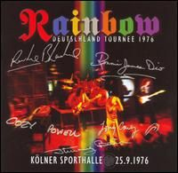 Rainbow - Live Kölner Sporthalle 1976 CD (album) cover