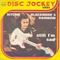 Rainbow - Still I'm Sad CD (album) cover