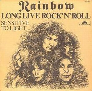 Rainbow - Long Live Rock N Roll CD (album) cover