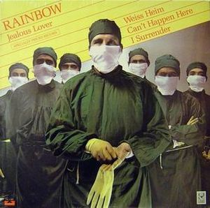 Rainbow - Jealous Lover CD (album) cover