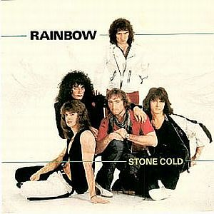 Rainbow - Stone Cold CD (album) cover