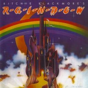 Rainbow - Ritchie Blackmore's Rainbow Cd Boxset CD (album) cover