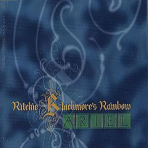 RAINBOW - Ariel CD album cover