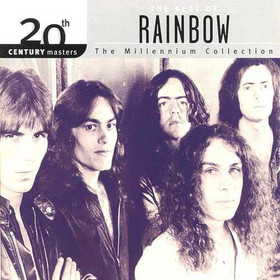 Rainbow - Millennium Collection: Rainbow CD (album) cover