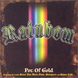 Rainbow - Pot Of Gold CD (album) cover