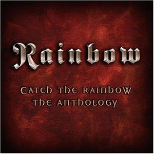 Rainbow - Catch The Rainbow - The Anthology CD (album) cover