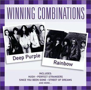 Rainbow - Winning Combinations Split Cd CD (album) cover