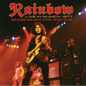 Rainbow - Live In Munich 1977 CD (album) cover