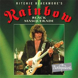 Rainbow - Black Masquerade CD (album) cover