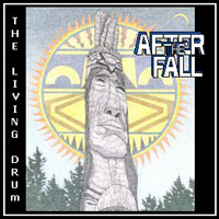 After The Fall - The Living Drum CD (album) cover