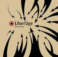 DISEN AGE - Libertage CD album cover
