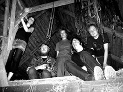 SCRAPS OF TAPE image groupe band picture