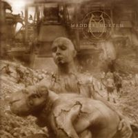 Madder Mortem - Deadlands CD (album) cover