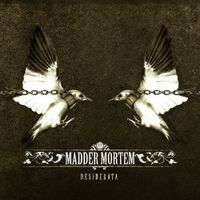 Madder Mortem - Desiderata CD (album) cover