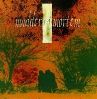 Madder Mortem - Mercury CD (album) cover