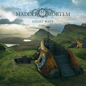 Madder Mortem - Eight Ways CD (album) cover