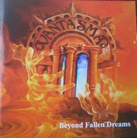 Vantasma - Beyond Fallen Dreams CD (album) cover