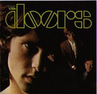 The Doors - The Doors CD (album) cover