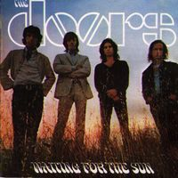 The Doors - Waiting For The Sun CD (album) cover