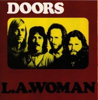 The Doors - L.A. Woman CD (album) cover