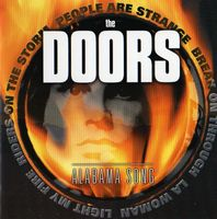 The Doors - Alabama Song CD (album) cover