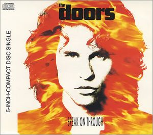 The Doors - Break On Through CD (album) cover