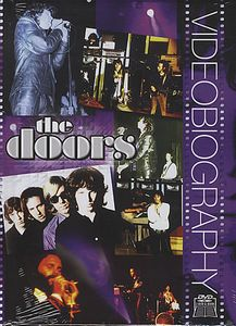 The Doors - Videobiography DVD (album) cover