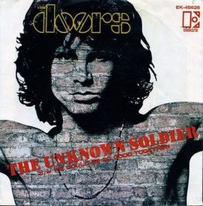 The Doors - The Unknown Soldier CD (album) cover