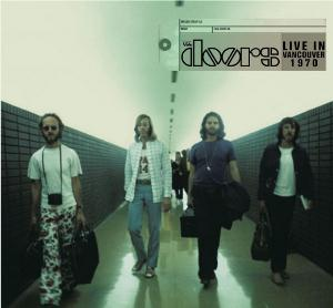 The Doors - Live In Vancouver 1970 CD (album) cover