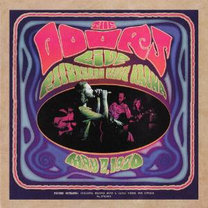 THE DOORS - Live In Pittsburgh 1970 CD album cover