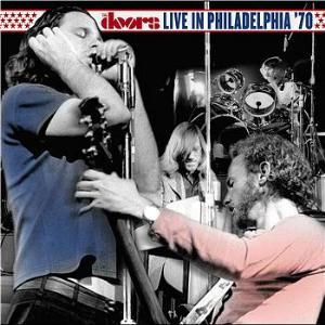 The Doors - Live In Philadelphia '70 CD (album) cover